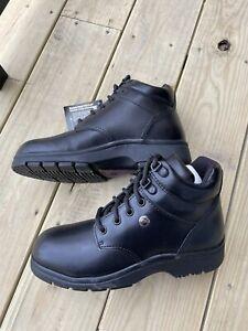 Kingston McKnight oxford Slip resistant work shoes  size 7