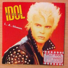 "BILLY IDOL   "" L.A. Woman ""   - Vinyl single 7"" - Chrysalis  IDOL 15  - 1990 UK"
