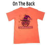 NWT Follow Your Roots Hocus Pocus T-Shirt Small Melon Color