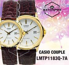 Casio Couple Watch LTP1183Q-7A MTP1183Q-7A
