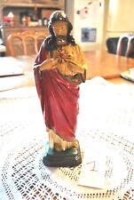 Statue Statua en plâtre coeur sacré de Jésus