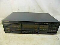 VTG Pioneer CT-1280WR Double Cassette Stereo Tape Deck Player Recorder Japan