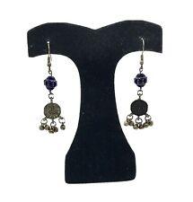 Oriental Style Dangle Earrings #1099