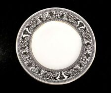 Beautiful Wedgwood Florentine Black Salad Plate