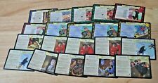 Lot Of 20 Harry Potter TCG-Random-With Location, Adventure, And Match Cards