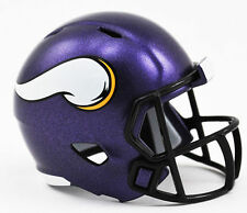 Minnesota Vikings NFL Riddell Speed Pocket Pro Casque loose