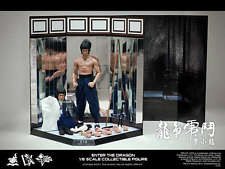 Hot Toys DX 04 Enter the Dragon Bruce Lee 1/6 Scale SUPER RARE!