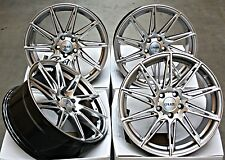 "18"" CRUIZE TURBINE HS ALLOY WHEELS FIT SAAB 9-3 9-5 93 95 9-3X 900"
