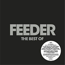 "Feeder : The Best Of Vinyl 12"" Album Box Set 4 discs (2017) ***NEW***"