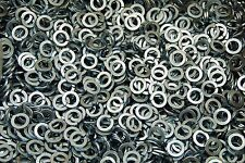 (1000) Metric M10 Split Lock Washers - Zinc Plated 10mm