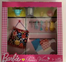 Barbie The Pioneer Woman Ree Drummond Pasta Cooking Accessory Playset New