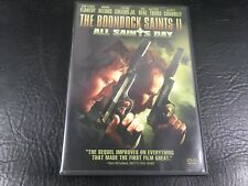 The Boondock Saints II: All Saints Day (DVD, 2010) Sean P. Flanery