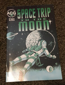 Space Trip to the Moon #1 ACG EXCELLENT CONDITION