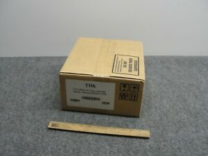 TDK 800GB/1.6TB LTO Ultrium 4 Tape Cartridges 48989 (20 Pack) –NIB, Sealed-