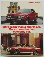 "1973 Toyota Celica ST and GT Postcard 4.5"" x 7"""