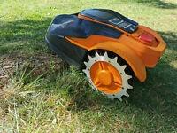 Robot Lawnmower wheel spike, Worx, Gardena, Robomow, Husquarna, Yardforce, Flymo