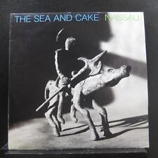 The Sea And Cake - Nassau 2 LP VG+ THRILL 021 USA 1995 1st Vinyl Record w/Book