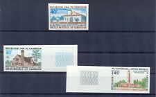 Cameroon 1975 Church's Buildings imperforated. VF and Rare