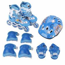 Adjustable Inline safe Skates Rollerblades Kids gift Llluminating Ch