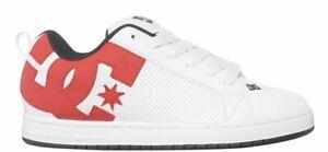 DC Men's Court Graffik 300529 XWRK Skateboard Shoes--Stock Clearance