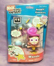 "Rare Fairly Odd Parents Wanda ""Noggin Knockers"" Action Figure Toy 2003 Jakks"