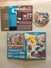 POKKEN TOURNAMENT POKEMON NINTENDO WII U WIIU USATO ITALIANO PAL