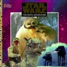 NEW - The Hoth Adventure (Star Wars) by Golden Books