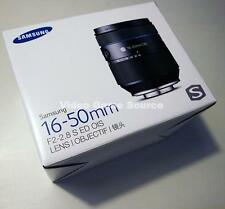SAMSUNG EX-S 16-50mm F2-2.8 S ED OIS PREMIUM NX OBJEKTIV EX-S1650ASB NX1 NX500