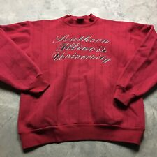 Jansport Made Usa Southern Illinois Salukis 90s Vtg Sweatshirt Heavy Xl 50/50
