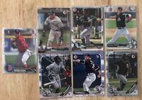 (x65 Lot) Luis Robert - Eloy Jimenez - Moncada/Kopech (1st Bowman) Rookie RC Sox