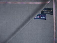 98% FINEST SUPER 140's WOOL AND 2% CASHMERE SUITING FABRIC–MADE IN ENGLAND–3.6 m