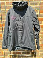WHITE ROCK Green /& Pink Checked Hooded Coat RRP £120 Size 12 NWT