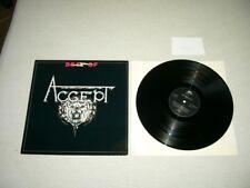 Accept --- ORIGINALE 1983 Best of accept LP!!! nr2