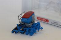 Wiking 037819 Lemken Bestellkombination Solitair Heliodor  NEU mit OVP 1:87 H0