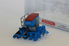 Wiking 037819 Lemken bestellkombination Solitair Heliodor NEW WITH ORIGINAL BOX
