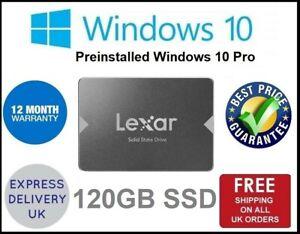 120GB 240GB 256GB 512GB 1000GB 2.5 SSD Hard Drives HDD  Windows10 Laptop & PC