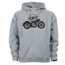 AWO Simson DDR Ostdeutschland Motorrad Oldtimer Kapuzensweats Hoodie S-3XL
