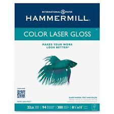 "Hammermill 16311-0 Color Laser Gloss Paper - Letter - 8.5"" X 11"" - (ham163110)"