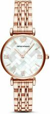 Emporio Armani Ladies Womens Wrist Watch Stainless Steel AR11110