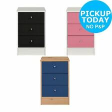 Argos 61cm-65cm Height Bedside Tables & Cabinets