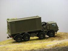 SDV 87074 Bausatz Tatra 815-7 8x8 mit Container Massstab 1:87