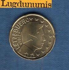 Luxembourg 2012 - 20 centimes d'Euro - Pièce neuve de rouleau - Luxembourg