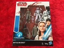 """Star Wars Figuren 4 Pack """"The Last Jedi""""  ovp unbespielt"""
