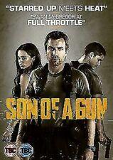 Son of a Gun 4020628870096 With Ewan McGregor Blu-ray Region B