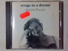 GIUPPI PAONE Songs in a dream cd GIANCARLO SCHIAFFINI GIANNI COSCIA NEAR MINT!!!