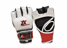 Az New Pro Style Mma Grappling Boxing Training/Competition Gloves-1498