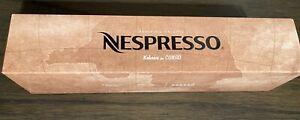 Nespresso Vertuo Limited edition Reviving Origins Kahawa Ya CONGO sleeve 10 caps