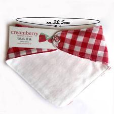 Kinder Halstuch, Dreieckstuch, Wendetuch aus 100% Baumwolle ♡