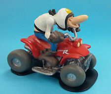Moto Joe Bar Team  Paul Posichon Quad Honda TRX 400R  1/18 figurine