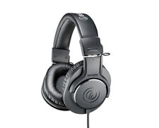 Audio-Technica ATH-M20X Professional Monitor Headphones PROAUDIOSTAR